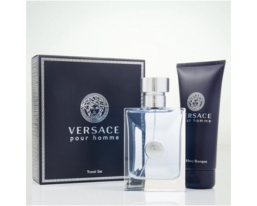 Giftset Versace Pour Homme Edt 30ml + Shower Gel 50ml
