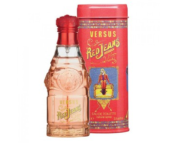 Versace Red Jeans Edt 75ml