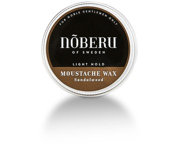 Nõberu Mustachvax - Light Hold - Sandalwood