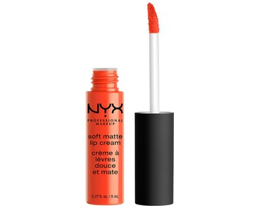 NYX PROF. MAKEUP Soft Matte Lip Cream San Juan