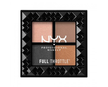 NYX PROF. MAKEUP Full Throttle Shadow Palette - Take Over Control