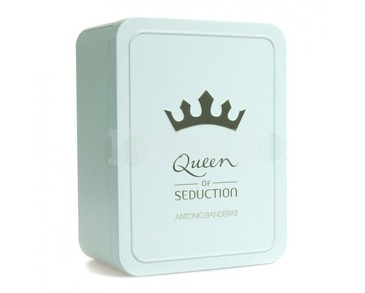 Antonio Banderas Queen of Seduction edt 80ml - Collector's Edition
