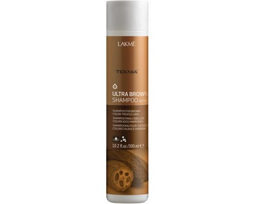 Lakme Teknia Ultra Refresh Ultra Brown Schampo 300 ml