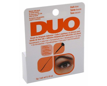 Ardell Duo Brush on Striplash Adhesive Dark 5g
