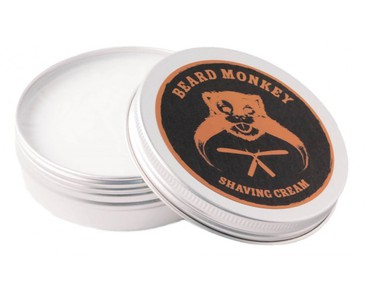 Beard Monkey Shaving Cream 100ml