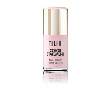 Milani Color Statement Nail Lacquer - 03 Lady Like Sheer