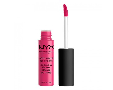 NYX PROF. MAKEUP Soft Matte Lip Cream Paris