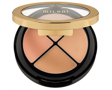 Milani Conceal + Perfect All In One Concealer Kit - 02 Light to Medium