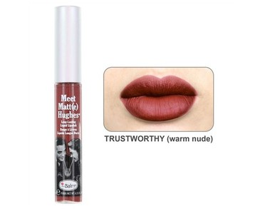 theBalm Meet Matt(e) Hughes Lipstick Trustworthy 7.4ml