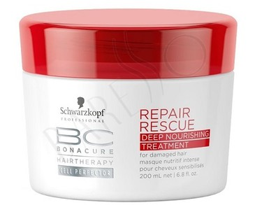 Schwarzkopf Bonacure Repair Rescue Nourishing Treatment 200ml