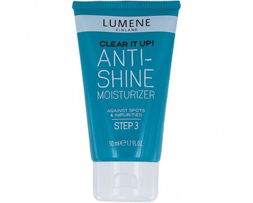 Lumene Clear It Up! Anti-Shine Moisturizer 50ml