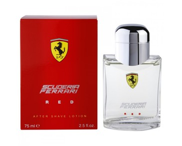 Ferrari Scuderia Red Edt 75ml