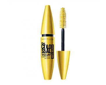 Maybelline Colossal Mascara 100% Black 9ml