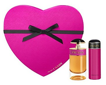 Giftset Prada Candy Edp 50ml + Body Lotion 75 ml