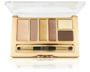 Milani Everyday Shadow Collection - 02 Bare Necessities