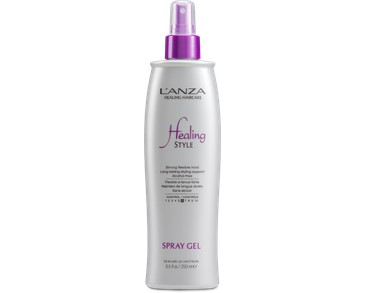 Lanza Spray Gel