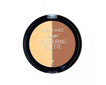 Wet n Wild Mega Glo Contouring Palette Caramel Toffee 13g