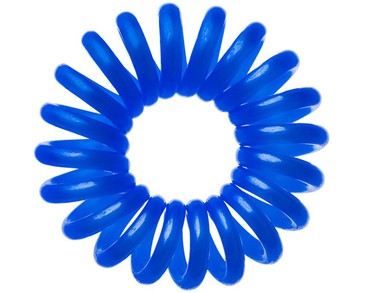 Invisibobble Hair Ring Navy Blue 3-pack