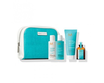 Moroccanoil Travelkit High Voltage Volume