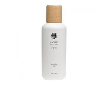 Naobay Spa Massaging Milk 500ml