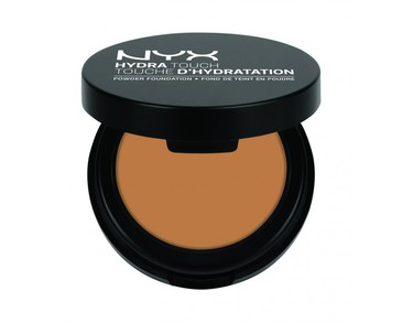 NYX PROF. MAKEUP Hydra Touch Powder Foudation - Golden