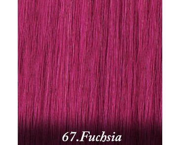 Crazy Colours - 50/55 cm (10-pack) - 67.Fuchsia