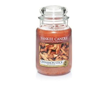 Yankee Candle Classic Large Jar Cinnamon Stick Candle 623g