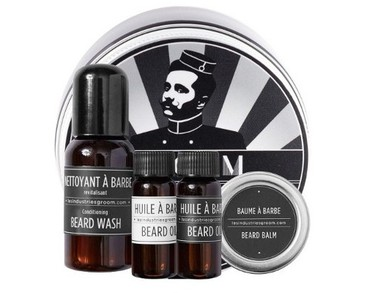 Groom Trial Kit - Beard Care