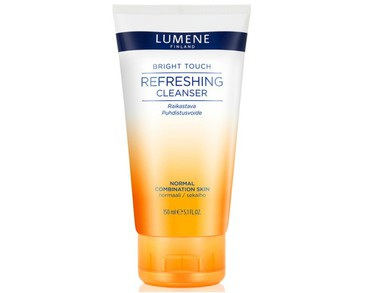 Lumene Bright Touch Refreshing Cleanser 150ml - Normal/Combination Skin