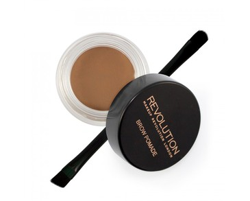 Makeup Revolution Brow Pomade - Soft Brown