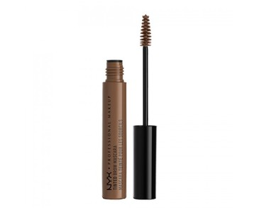 NYX PROF. MAKEUP  Tinted Brow Mascara - Chocolate