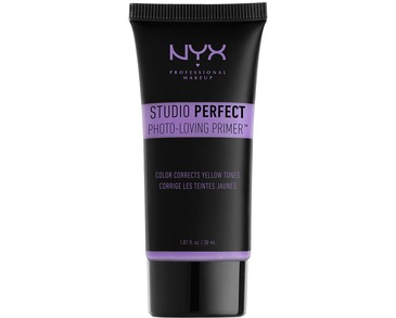 NYX PROF. MAKEUP Studio Perfect Primer Lavender