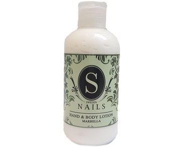 Sweden Nails MARBELLA lotion