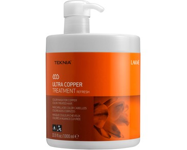 Lakme Teknia Ultra Refresh Ultra Copper Treatment 1000 ml