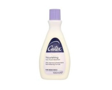 Cutex Nail Polish Remover Nourishing 100ml