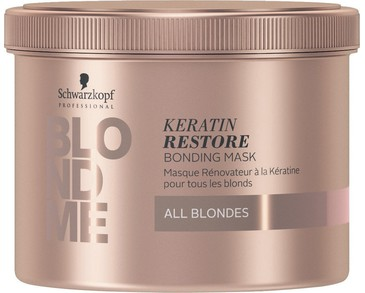 Schwarzkopf Blondme Bm Bonding Mask All Bl 500 ml
