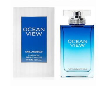 Karl Lagerfeld Ocean View For Men Edt 100ml