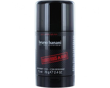 Bruno Banani Dangerous Man Deostick 75ml