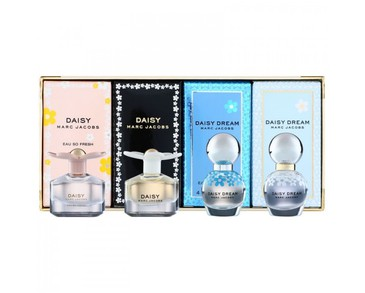 Giftset Marc Jacobs Mini Set 4pcs