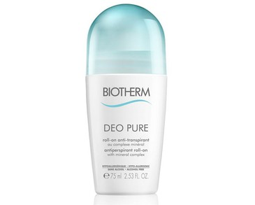 Biotherm Deo Pure Antiperspirant Roll-On 75ml