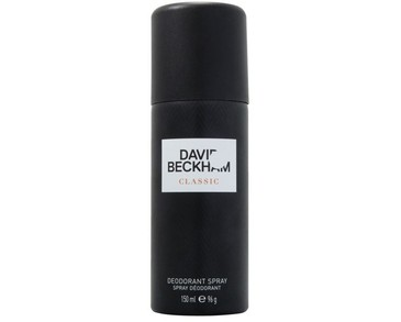 David Beckham Classic Deo Spray 150ml