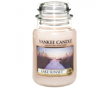 Yankee Candle Classic Large Jar Lake Sunset Candle 623g