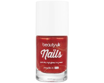 Beauty UK Nails no.20 - Red Royale 9ml