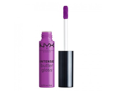 NYX PROF. MAKEUP Intense Butter Gloss - Berry Strudel
