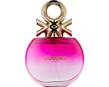 Benetton Colors For Her Pink Edt 80ml