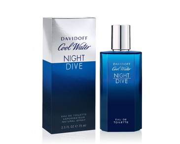 Davidoff Cool Water Night Dive Edt 75ml
