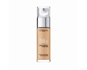 LOreal True Match Foundation 4D4W Golden Natural 30ml