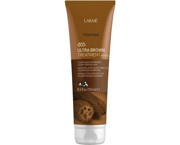 Lakmé Teknia Ultra Refresh Ultra Brown Treatment 250 ml