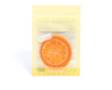 Vitamasques Orange Slice Mask (8 slices)
