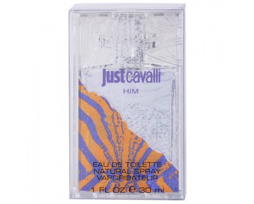 Roberto Cavalli Just Cavalli Him Edt 30m